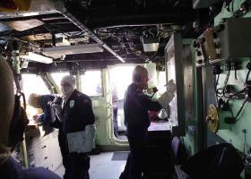 """Ολοκληρώθηκε με επιτυχία η άσκηση του Πολεμικού Ναυτικού """"ΒΡΟΝΤΗ 2/19"""" - Κεντρική Εικόνα"""
