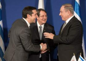 Πέφτουν οι υπογραφές για τον EastMed στην τριμερή Ελλάδας, Κύπρου και Ισραήλ  - Κεντρική Εικόνα