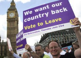 Σύσταση απο τον Κάμερον «ειδικής ομάδας Brexit» - Κεντρική Εικόνα