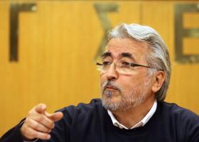 Παναγόπουλος: Άλλο «σοφοί» κι άλλο εργαζόμενοι και συνδικαλιστές... - Κεντρική Εικόνα