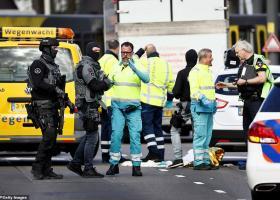 Ασύλληπτος παραμένει ο δράστης της Ουτρέχτης - Στους τρεις οι νεκροί - Κεντρική Εικόνα