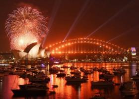 To Σίδνεϊ υποδέχτηκε το 2017 - Κεντρική Εικόνα