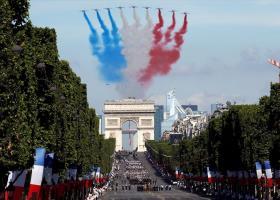Γαλλία: Ισχυρά μέτρα ασφαλείας ενόψει της επετείου της 14ης Ιουλίου και του τελικού του Μουντιάλ - Κεντρική Εικόνα