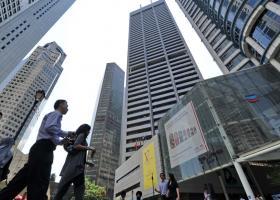 Οριακή η ενίσχυση του ΑΕΠ στη Σιγκαπούρη - Κεντρική Εικόνα