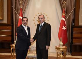Συνάντηση Τσίπρα- Ερντογάν στην Κωνσταντινούπολη  - Κεντρική Εικόνα