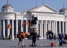 «Πλώρη για ΝΑΤΟ και ΕΕ» βάζουν τα Σκόπια - Κεντρική Εικόνα
