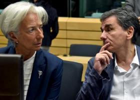 Πρόωρο διαζύγιο από το ΔΝΤ θέλει η Αθήνα - Κεντρική Εικόνα
