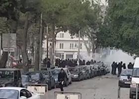 Συμπλοκές μεταξύ οπαδών ΠΑΟΚ, Ηρακλή και ΜΑΤ στο κέντρο της Θεσσαλονίκης (Βίντεο) - Κεντρική Εικόνα