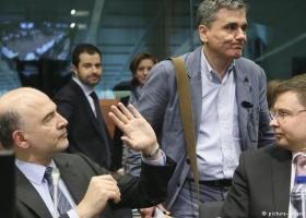 Θετικά μηνύματα Μοσκοβισί, Ντομπρόβσκις για τον ελληνικό προϋπολογισμό - Κεντρική Εικόνα