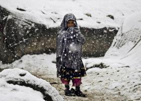 Εκατό νεκροί από το κύμα ψύχους που πλήττει το Αφγανιστάν - Κεντρική Εικόνα