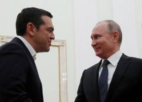 Τσίπρας: Επαναφέρουμε τις σχέσεις Ελλάδας-Ρωσίας στις ράγες - Κεντρική Εικόνα