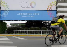 Ένταση στην Κριμαία, υπόθεση Κασόγκι και εμπορικός πόλεμος στο φόντο της G20 - Κεντρική Εικόνα