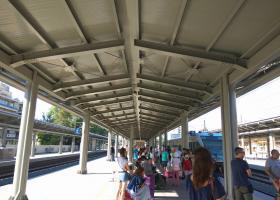 Ο νέος σταθμός Λαρίσης (Photos) - Κεντρική Εικόνα