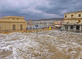 Υπουργική απόφαση για τη λήψη μέτρων για τους πληγέντες στο Ρέθυμνο - Κεντρική Εικόνα