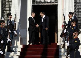 Αλ. Τσίπρας: Στρατηγική επιδίωξη η Ελλάδα να αποτελέσει ενεργειακό κόμβο - Κεντρική Εικόνα