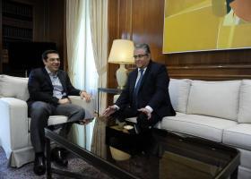 Τσίπρας μετά τη συνάντηση με Κουτσούμπα: Επιδίωξη οι αλλαγές με την ευρύτερη συναίνεση - Κεντρική Εικόνα