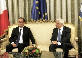 Παυλόπουλος: Ενίσχυση της αλληλεγγύης για την αντιμετώπιση των μεγάλων προκλήσεων στην Ευρώπη - Κεντρική Εικόνα