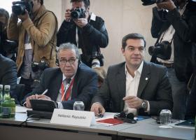 Αλ. Τσίπρας: Να διατηρηθεί η συμφωνία ΕΕ-Τουρκίας για το προσφυγικό - Κεντρική Εικόνα