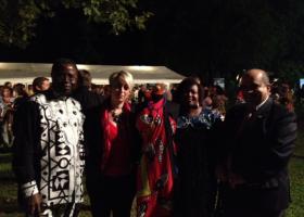 Η Νότια Αφρική γιόρτασε στην Ελλάδα την 25η επέτειο της Ημέρας της Ελευθερίας - Κεντρική Εικόνα