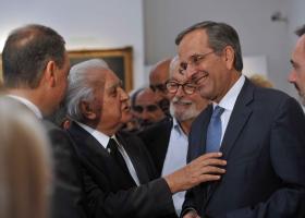 Ικανοποίηση Σαμαρά για την ανάπτυξη του νέου αρχαιολογικού μουσείου της Πάτρας - Κεντρική Εικόνα