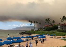 Σε κατάσταση έκτακτης ανάγκης λόγω πυρκαγιάς κηρύχθηκε το νησί Μάουι στη Χαβάη  - Κεντρική Εικόνα