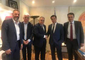 Άδωνις Γεωργιάδης: Τις επόμενες εβδομάδες οι αναγκαίες νομοθετικές πρωτοβουλίες για να αναπνεύσουν οι ΜμΕ - Κεντρική Εικόνα