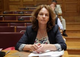 Νέο νομοσχέδιο για τα επιμέρους θέματα εφαρμογής των ηλεκτρονικών συναλλαγών, ανήγγειλε η Αικ. Παπανάτσιου - Κεντρική Εικόνα
