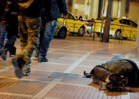 Καταφύγιο νύχτας για τους άστεγους από τον δήμο Αθηναίων - Κεντρική Εικόνα