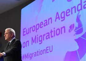Αβραμόπουλος: Καμία χώρα δεν μπορεί να αντιμετωπίσει την μετανάστευση από μόνη της - Κεντρική Εικόνα