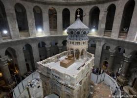 Το θέμα της Ιερουσαλήμ επισκιάζει τους Αγίους Τόπους - Κεντρική Εικόνα