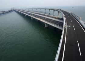 Η Κίνα κατασκεύασε σιδηροδρομική γέφυρα που τη συνδέει με τη Ρωσία - Κεντρική Εικόνα