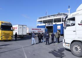 Ανεστάλη η απεργία της ΠΝΟ, ξεκινούν τα δρομολόγια των πλοίων - Κεντρική Εικόνα
