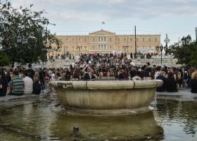 #Free_Irianna: Συγκέντρωση αλληλεγγύης για την Ηριάννα στο Σύνταγμα (Photos) - Κεντρική Εικόνα