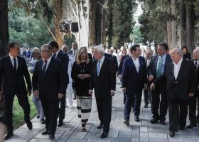 Παυλόπουλος: Η διάκριση των εξουσιών δεν αποτελεί προνόμιο των δικαστών - Κεντρική Εικόνα