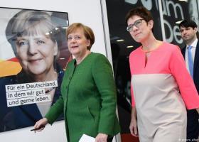 Ποιοι ζητούν αποχώρηση της Μέρκελ από την καγκελαρία - Κεντρική Εικόνα