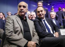 Επικεφαλής στο ευρωψηφοδέλτιο της ΝΔ ο Μεϊμαράκης - Κεντρική Εικόνα