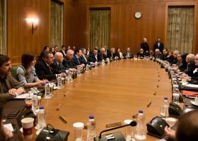 Πολυνομοσχέδιο, Σκοπιανό και σαρία στο επίκεντρο του υπουργικού συμβουλίου - Κεντρική Εικόνα