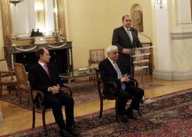 Παυλόπουλος: Η ονομασία της ΠΓΔΜ πρέπει να σέβεται την Ιστορία - Κεντρική Εικόνα