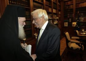 Κινητικότητα στο Σκοπιανό - Εξήρε τη στάση της Εκκλησίας ο Παυλόπουλος - Κεντρική Εικόνα