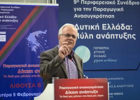 Αποστόλου: Πόροι της τάξης των περίπου 6 δισ. ευρώ, για την ανάπτυξη του αγροτικού χώρου - Κεντρική Εικόνα