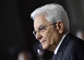 Eπαφές Ματαρέλα για τον σχηματισμό κυβέρνησης - Κεντρική Εικόνα