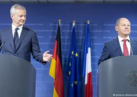 Συμβιβασμός Γερμανίας - Γαλλίας για προϋπολογισμό της ευρωζώνης - Κεντρική Εικόνα