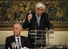 Παυλόπουλος: Η Ευρώπη ή θα προχωρήσει στην ενοποίηση ή θα διαλυθεί - Κεντρική Εικόνα