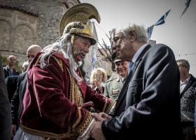 Παυλόπουλος: Χρέος μας η υπεράσπιση των συνόρων μας - Κεντρική Εικόνα