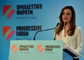 Αχτσιόγλου: Tρεις πυλώνες για εξάλειψη ανισοτήτων στην Ευρώπη - Κεντρική Εικόνα