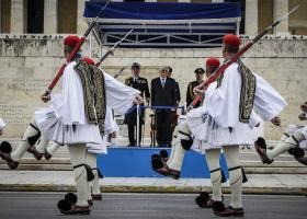 ΠτΔ: Θα υπερασπιζόμαστε την κυριαρχία της πατρίδας μας και της Ευρωπαϊκής Ένωσης - Κεντρική Εικόνα