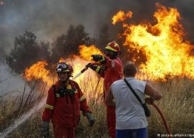 Πρωτοσέλιδο στον διεθνή Τύπο η ανείπωτη τραγωδία της Αττικής - Κεντρική Εικόνα