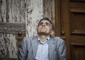 Σφοδρή αντιπαράθεση Τσακαλώτου - Βορίδη στη Βουλή για λιτότητα και υπερταμείο (vid) - Κεντρική Εικόνα