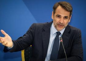 Μείωση φόρων και ασφαλιστικών εισφορών, υποσχέθηκε ο Μητσοτάκης στους δικηγόρους - Κεντρική Εικόνα