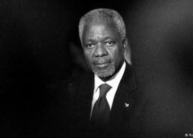 Κόφι Ανάν: Ένας πράος διαπραγματευτής - Κεντρική Εικόνα